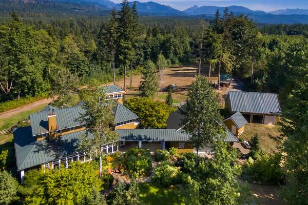 Joy Ranch is a 20-acre property located in Carnation, Wash.