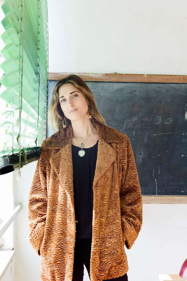 Chiara Barzini Photo: Jeannette Montgomery Barron
