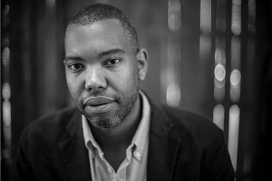 "Ta-Nehisi Coates: ""The notion that you voted for Trump for non-racist reasons, I just don't take that seriously."" Photo: Gabrielle Demczuk"