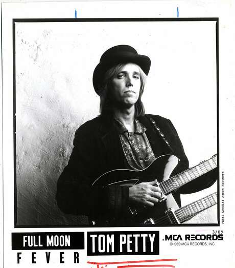 """Tom Petty's """"Full Moon Fever"""" (1989) included the hit """"Free Fallin'."""" Photo: Aaron Rapoport, MCA Records"""