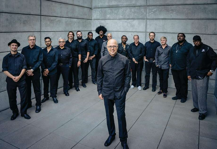 Pianist/composer John Beasley and his MONK'estra big band will celebrate Thelonious Monk's 100th birthday at SFJazz. Photo: Courtesy�MONK�estra