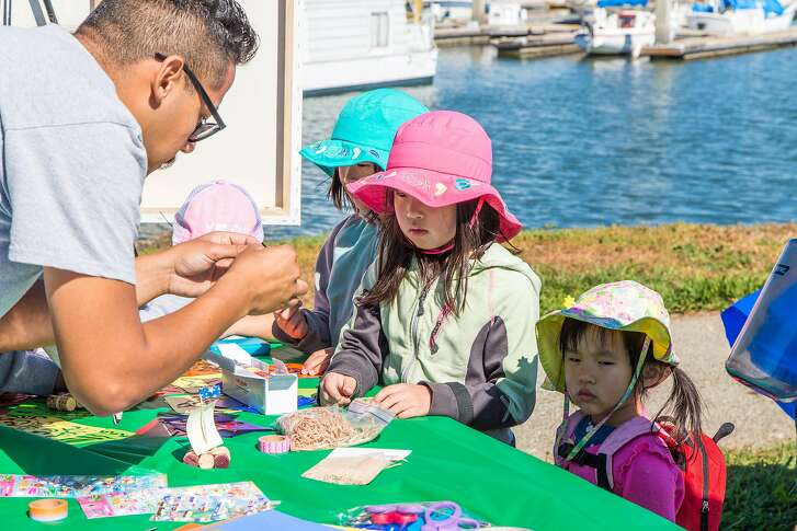 Bay Day offers activities for the entire family with arts and crafts, music and more on�Saturday, Oct. 7.