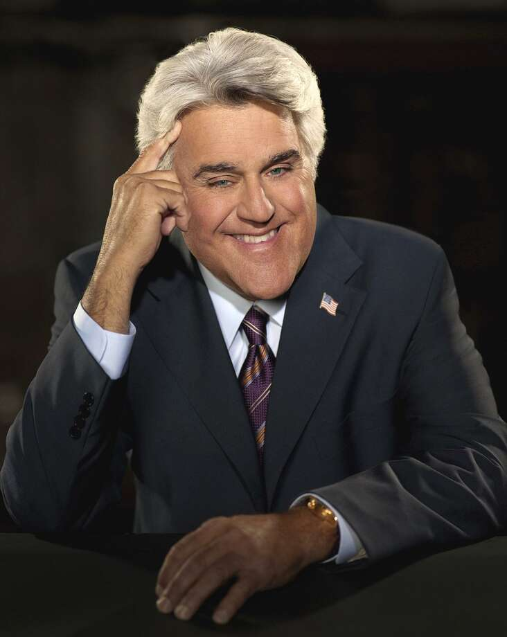 Jay Leno will bring his standup act to the Bushnell in Hartford on Friday, Oct. 13. Photo: Contributed Photo / Not For Resale / © NBC Universal, Inc. -- FOR EDITORIAL USE ONLY -- NOT FOR RESALE -- DO NOT ARCHIVE