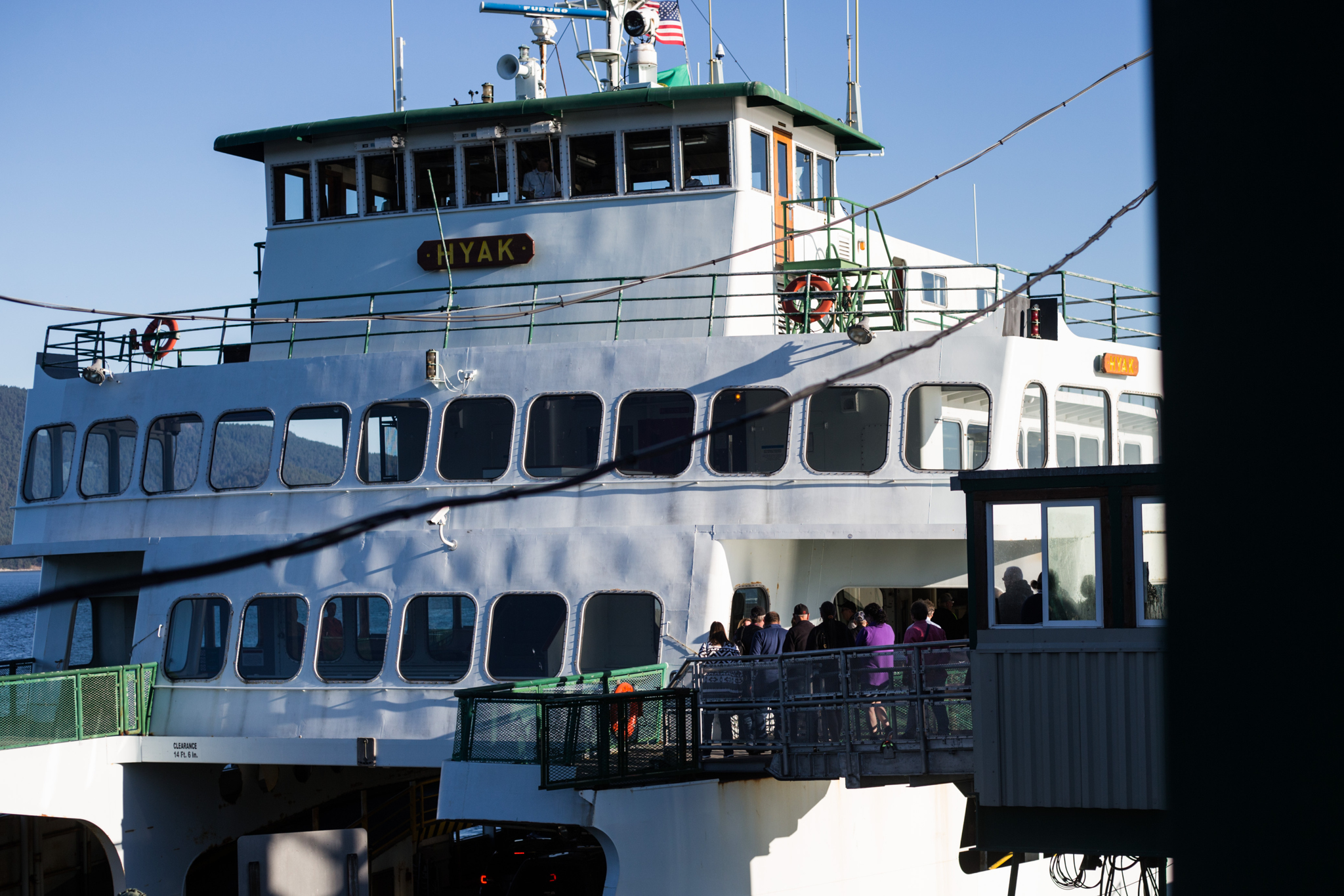 ferry hyak to retire after final sailing sunday night expressnews com 2