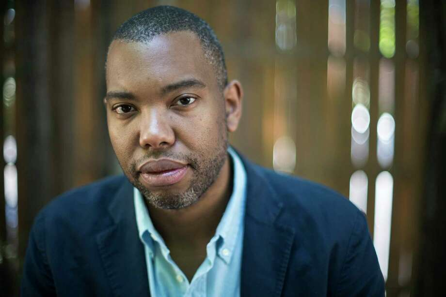 FILE -- Author Ta-Nehisi Coates in his native Baltimore in this July 16, 2015 file photo. He'll be speaking at Oakland's Grand Lake Theater on February 20. Photo: GABRIELLA DEMCZUK / NYTNS