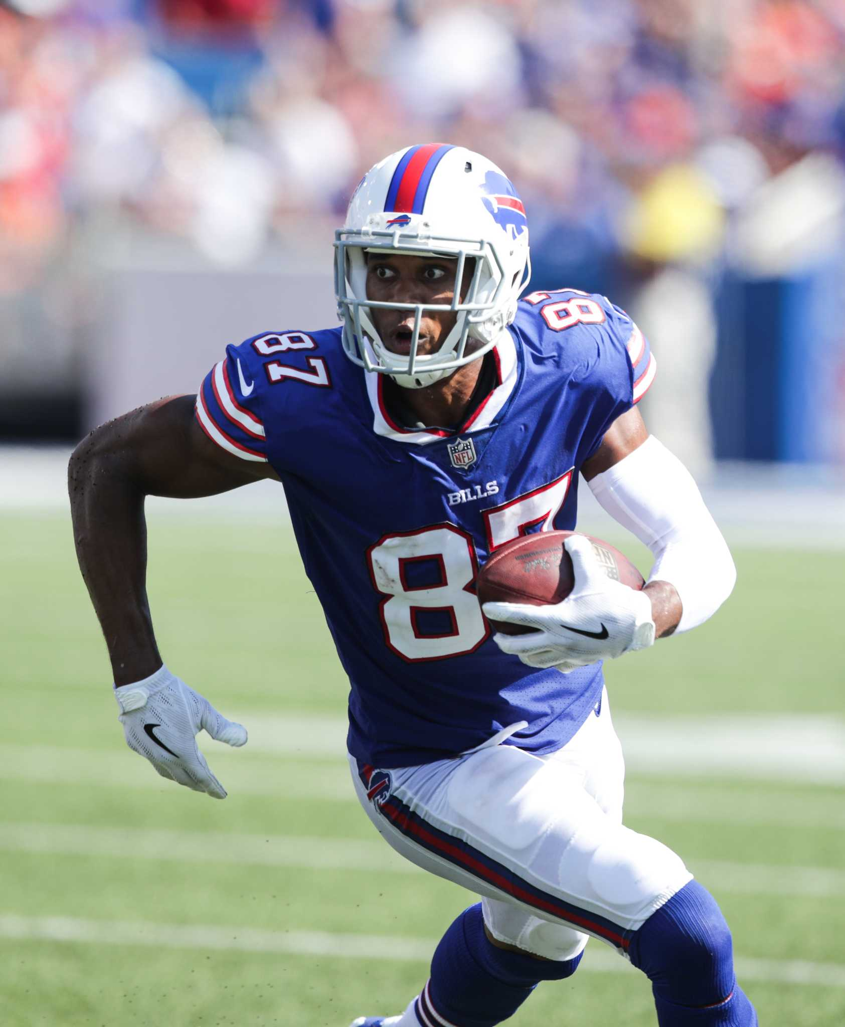 Injury-depleted Bills Fill Voids At Several Positions