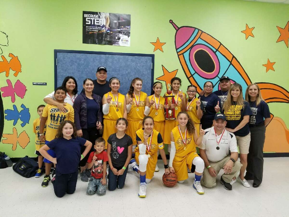 The Laredo Storm won the Breast Cancer Awareness Tournament in Mission, Texas.