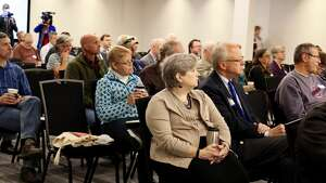 Were you Seen at the Hearst Media Center Capitol Confidential event on Oct. 4, 2017, with New Yorkers Against Corruption and     NY People's Convention    ?