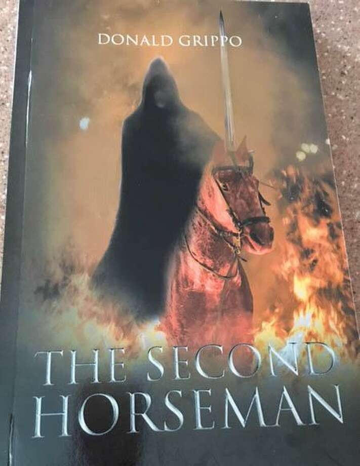 "Donald Grippo of New Milford has completed the third novel of his Bret Manley series ""The Second Horseman."" Photo: Courtesy Of Don Grippo / The News-Times Contributed"