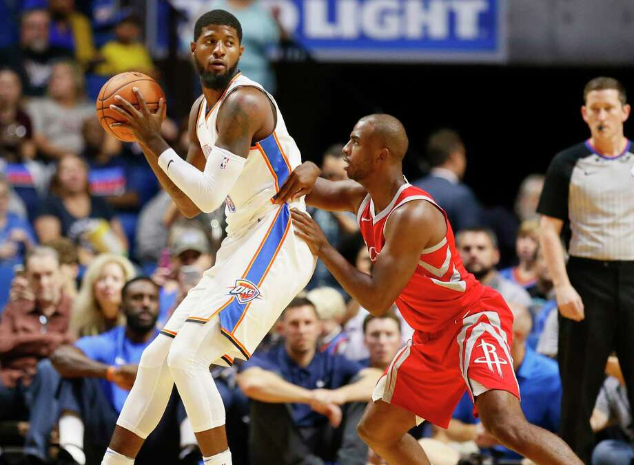 PHOTOS: Best NBA free agents available this offseason Besides LeBron James, Oklahoma City's Paul George could be the best player on the board in free agency. Check out the photos above to see who the best available NBA free agents are this offseason. Photo: Sue Ogrocki, Associated Press / AP2017