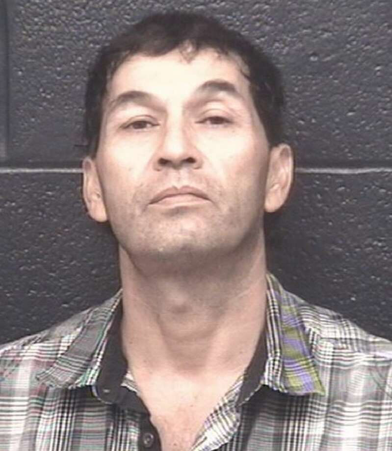 Roberto Alonso Treviño, 49, was charged with gambling promotion and engaging in organized criminal activity. Photo: Webb County Sheriff's Office