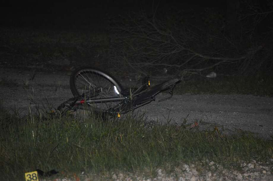 A bicyclist was killed in Vidor after being struck by a car Tuesday, October 3, 2017. Photo: Provided By Eric Williams