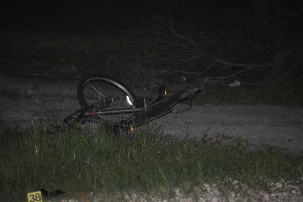A bicyclist was killed in Vidor after being struck by a car Tuesday, October 3, 2017.