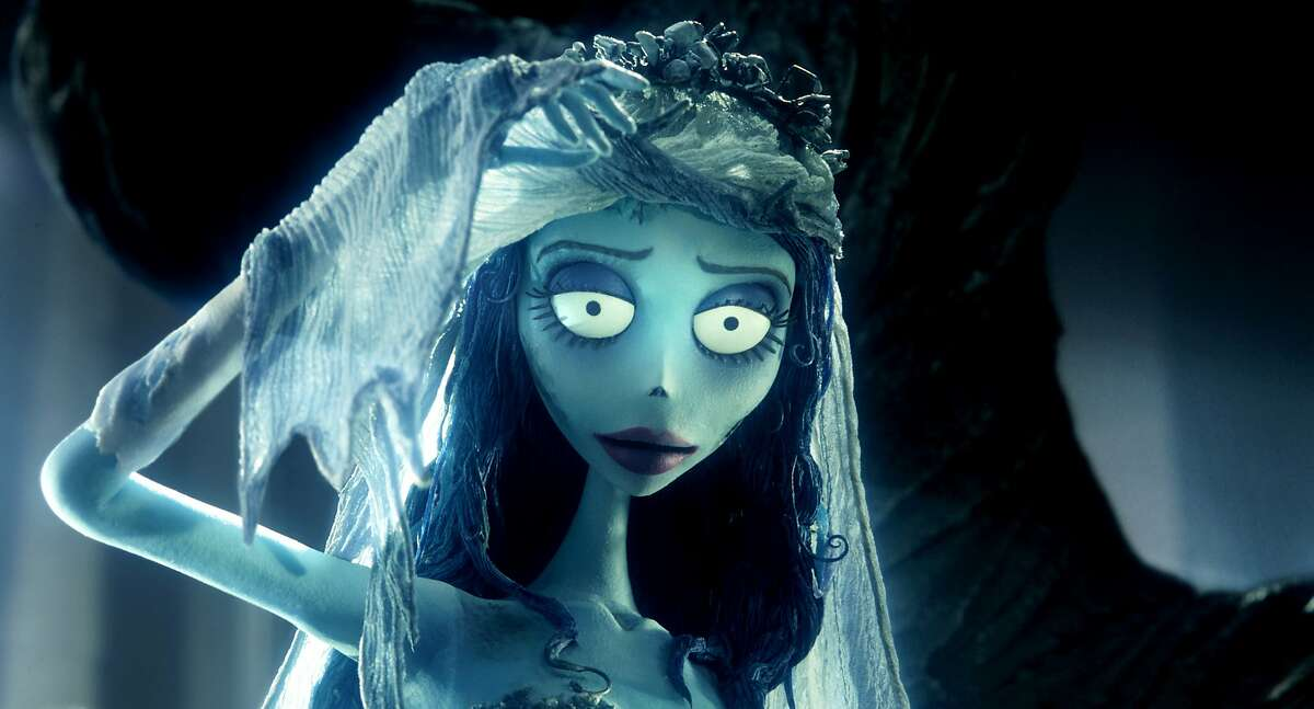 Corpse Bride (2005) Available on Netflix March 1 When a shy groom practices his wedding vows in the inadvertent presence of a deceased young woman, she rises from the grave assuming he has married her.
