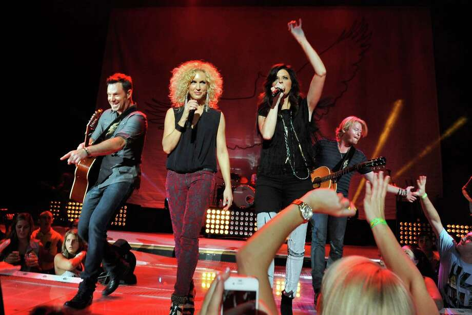Little Big Town performs Kacey Musgraves and Midland at Mohegan Sun on February 23. Find out more.  Photo: Jerod Harris, Stringer / 2012 Getty Images