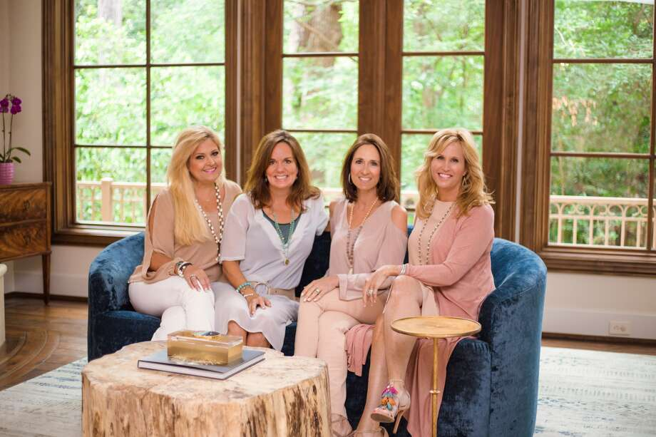 DASH market co-founders Michelle Maresh, Angela Poujol, Lisa Erwin and Vanessa Sendukas.