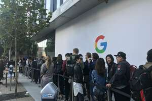 Google's Oct. 4 event in San Francisco's SFJazz center to unveil new hardware.