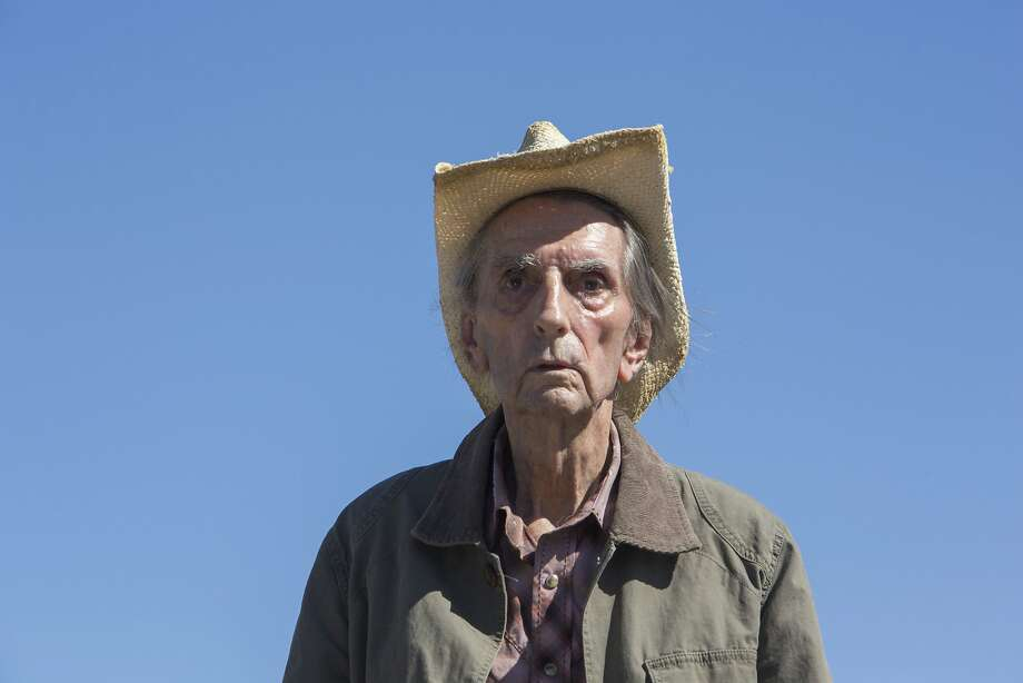 "Harry Dean Stanton plays the title character in ""Lucky."" Photo: Associated Press"