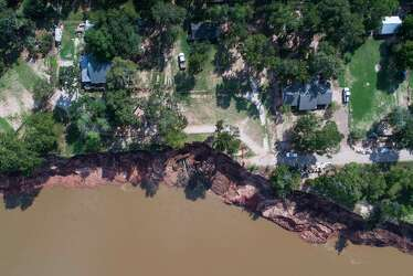 The river is a monster' - Houston Chronicle