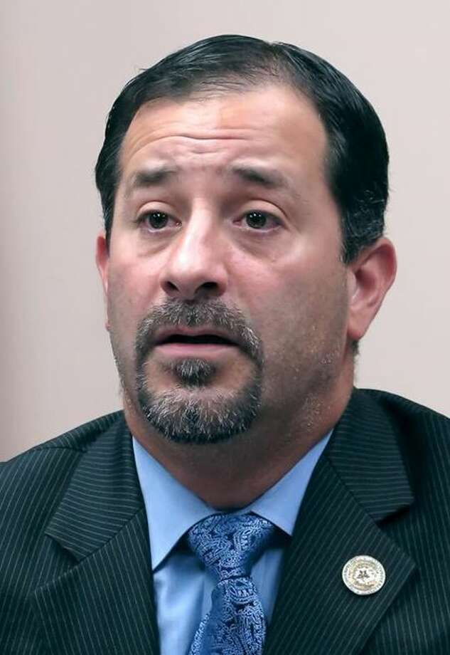 County Attorney Marco Montemayor's temporary restraining order was filed and granted on Friday Photo: Cuate Santos/Laredo Morning Times