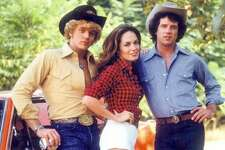 1980:  Daisy Duke from  The Dukes of Hazzard     Cute heels and a plaid shirt helped ladies transform into Daisy Duke from  Dukes of Hazzard  in 1980.