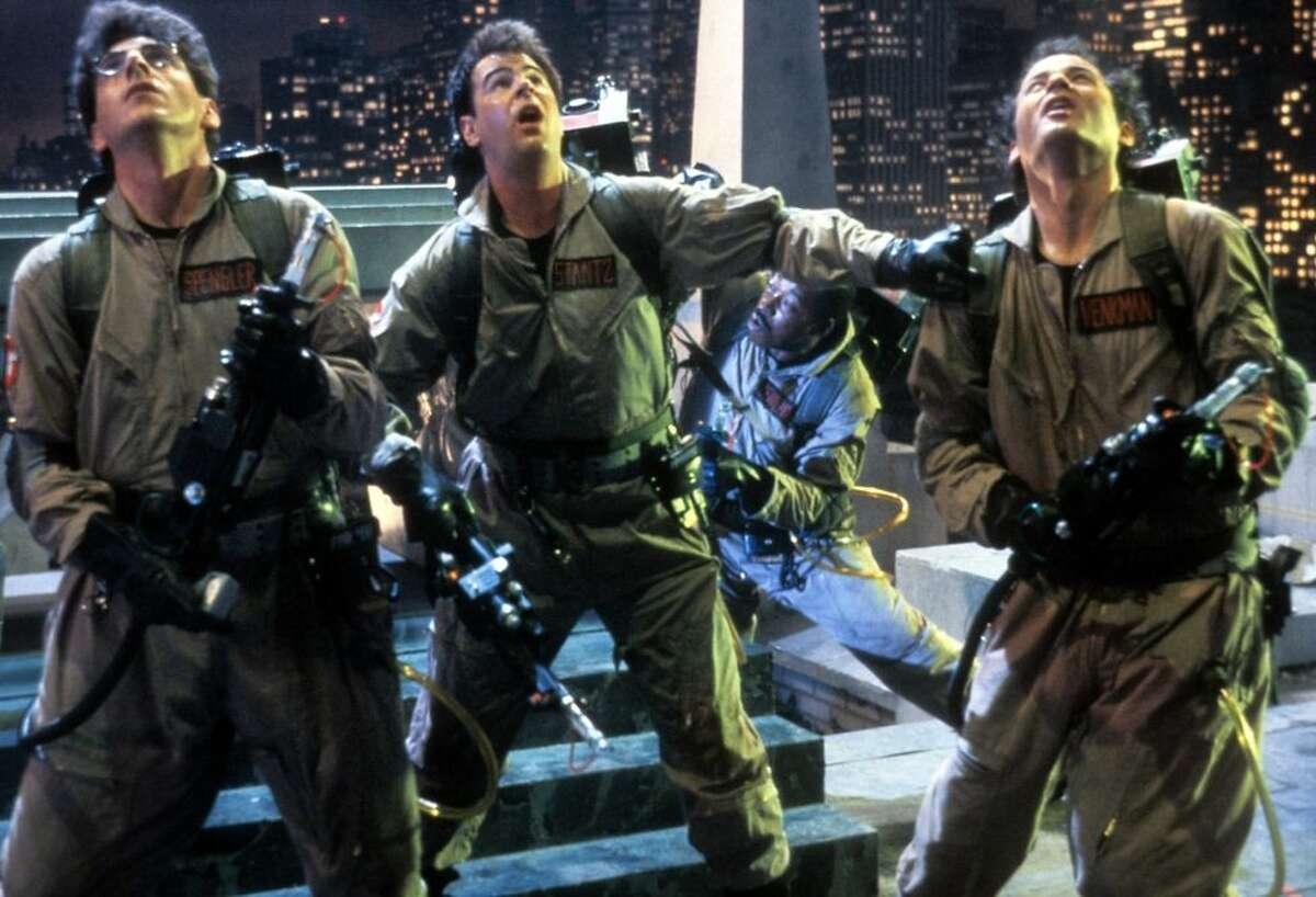 Ghostbusters (1984), Ghostbusters 2 (1989) Leaving Netflix March 1 Join Egon, Venkman, Winston, and Ray as they kick ghost butt (twice!) and earn the respect of the city of New York as paranormal experts.