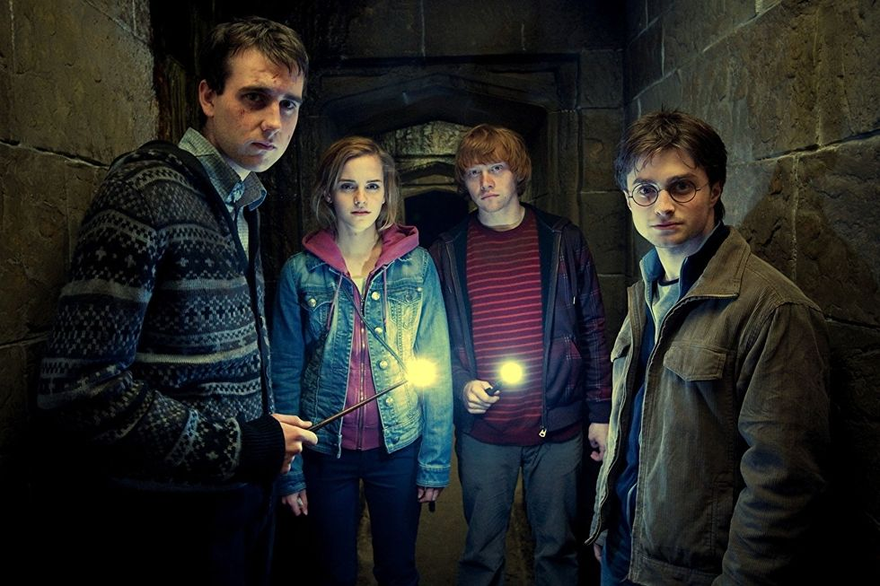 See All Eight Harry Potter Films On The Big Screen Houston Chronicle