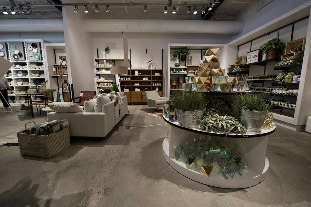 interior view of the new west elm store in stuyvesant plaza wednesday oct 4 - West Elm Store