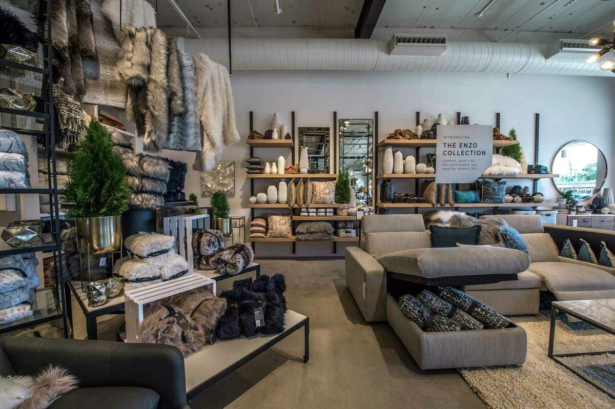 Interior view of the new West Elm store in Stuyvesant Plaza Wednesday Oct. 4, 2017 in Albany, N.Y. (Skip Dickstein/Times Union)