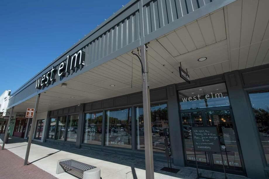 Exterior view of the new West Elm store in Stuyvesant Plaza Wednesday Oct. 4, 2017 in Albany, N.Y. (Skip Dickstein/Times Union) Photo: SKIP DICKSTEIN, Albany Times Union / 20041745A