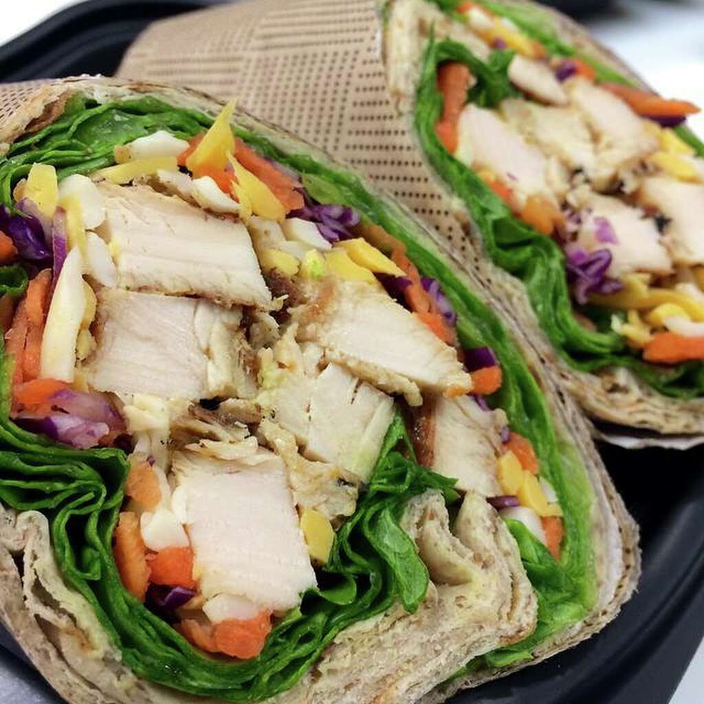 Chick-fil-A — Grilled Chicken Cool Wrap [340 calories)37 grams of protein14 grams of fat29 grams of carbs960 milligrams of sodium