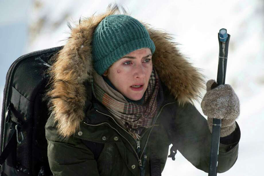 'The Mountain Between Us' opens Friday Photo: Kimberley French, AP / TM & © 2017 Twentieth Century Fox Film Corporation. All Rights Reserved. Not for sale or duplication.