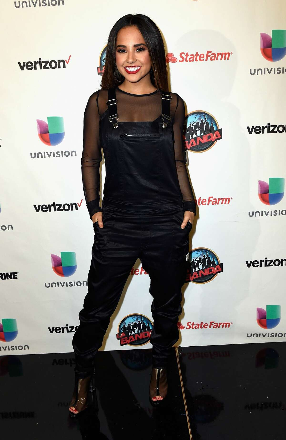 MIAMI, FL - OCTOBER 30: Becky G attends the La Banda at Univision Studios on October 30, 2016 in Miami, Florida. (Photo by Gustavo Caballero/Getty Images)