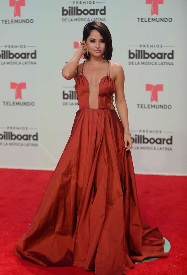 MIAMI, FL - APRIL 27:  Becky G attends the Billboard Latin Music Awards at Watsco Center on April 27, 2017 in Miami, Florida.  (Photo by Jason Koerner/Getty Images for Billboard) Photo: Jason Koerner/Getty Images For Billboard