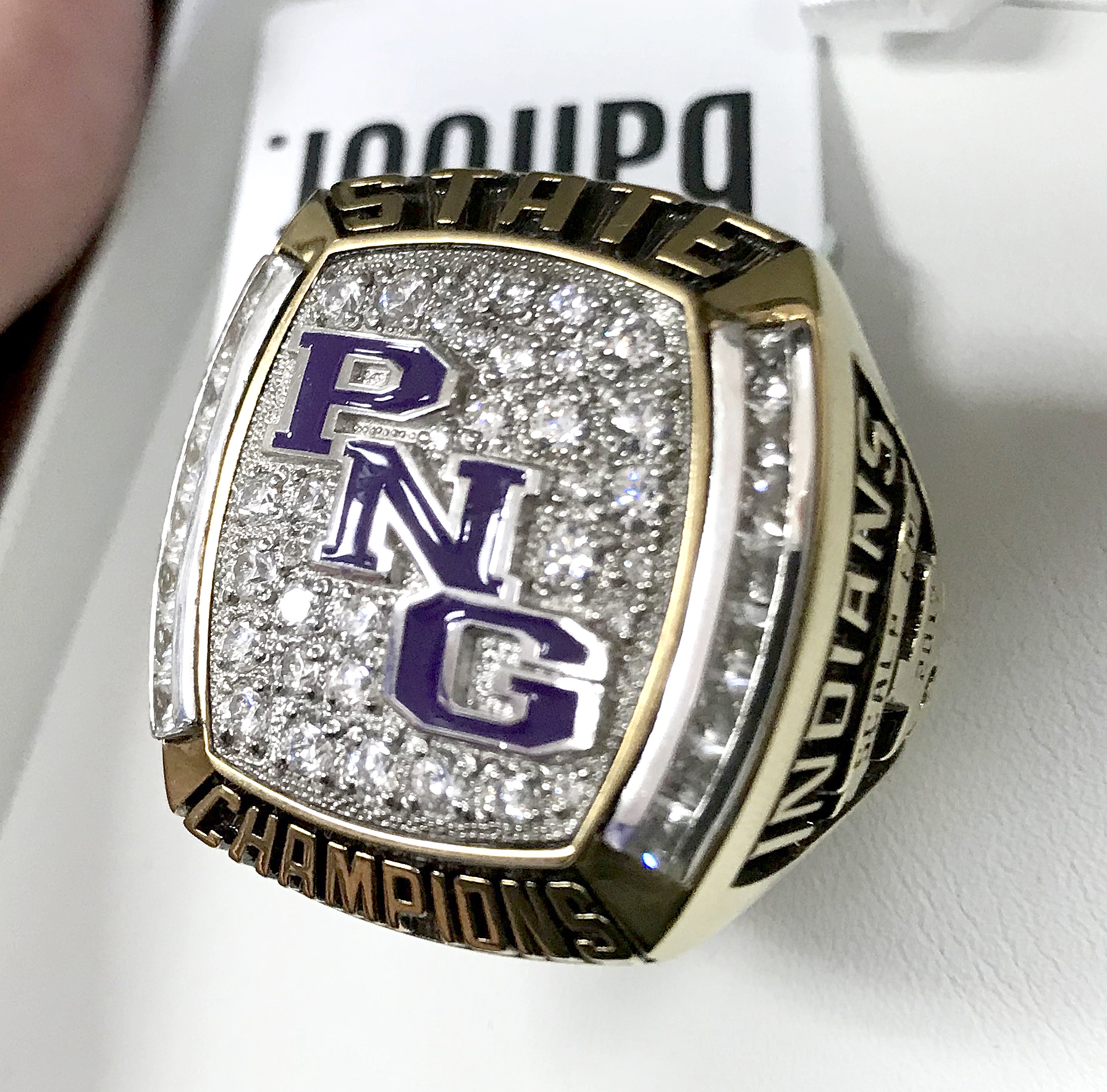 pn-g state baseball team to receive championship rings saturday