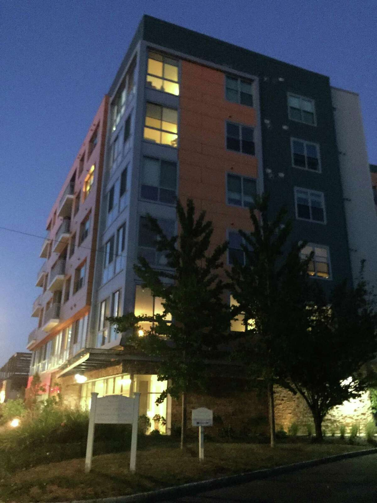 The Bedford Hall apartment complex, at 545 Bedford St., has sold for $24.5 million to a consortium of Bridgeport-based buyers.