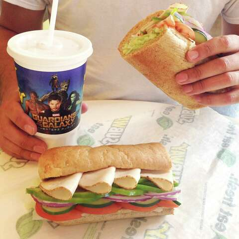 15 Of The Healthiest Fast Food Menu Items Houston Chronicle