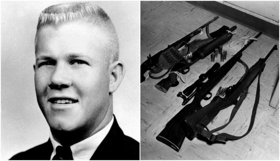 Texas is often seen as a turning point in the history of mass shootings in America due to the UT tower shooting.See rare photos and details from the 1966 mass shooting at UT Austin. Photo: AP Photo/APD