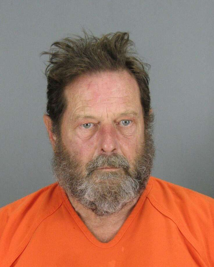 Dooris G. Vishutellerand Johnston, 64, was charged with attempted murder after stabbing a San Francisco police officer last week, prosecutors said.