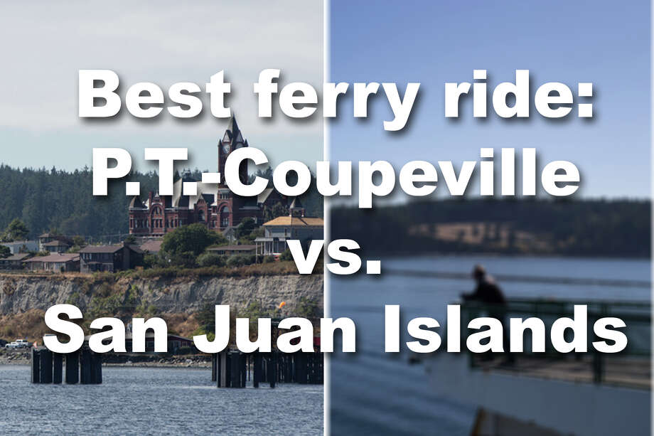 Which ferry route is the best, most glorious, interesting and worthwhile venture in Washington? Joel Connelly and Daniel DeMay weigh in on the two that rose to the top of the heap. Photo: GRANT HINDSLEY/SEATTLEPI.COM