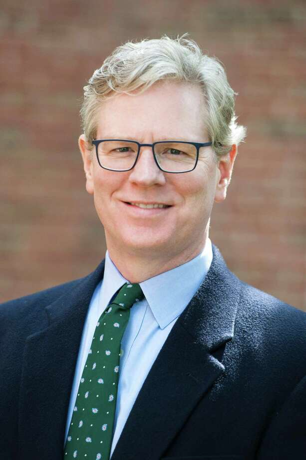 Bob Whelan has been named Greens Farms Academy's new head of school. Photo: Justin Papp / Hearst Connecticut Media / New Canaan News