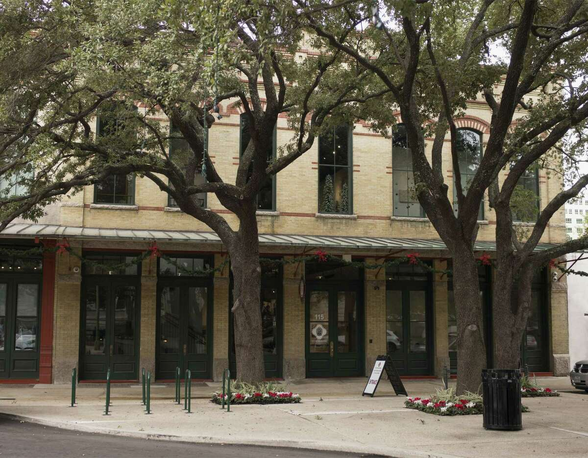 The Plaza de Armas buildings just west of City Hall are believed to have been the site of a presidio, or fort, built in the 1700s. Excavations for a building renovation in 2013 revealed artifacts from the Spanish colonial era.