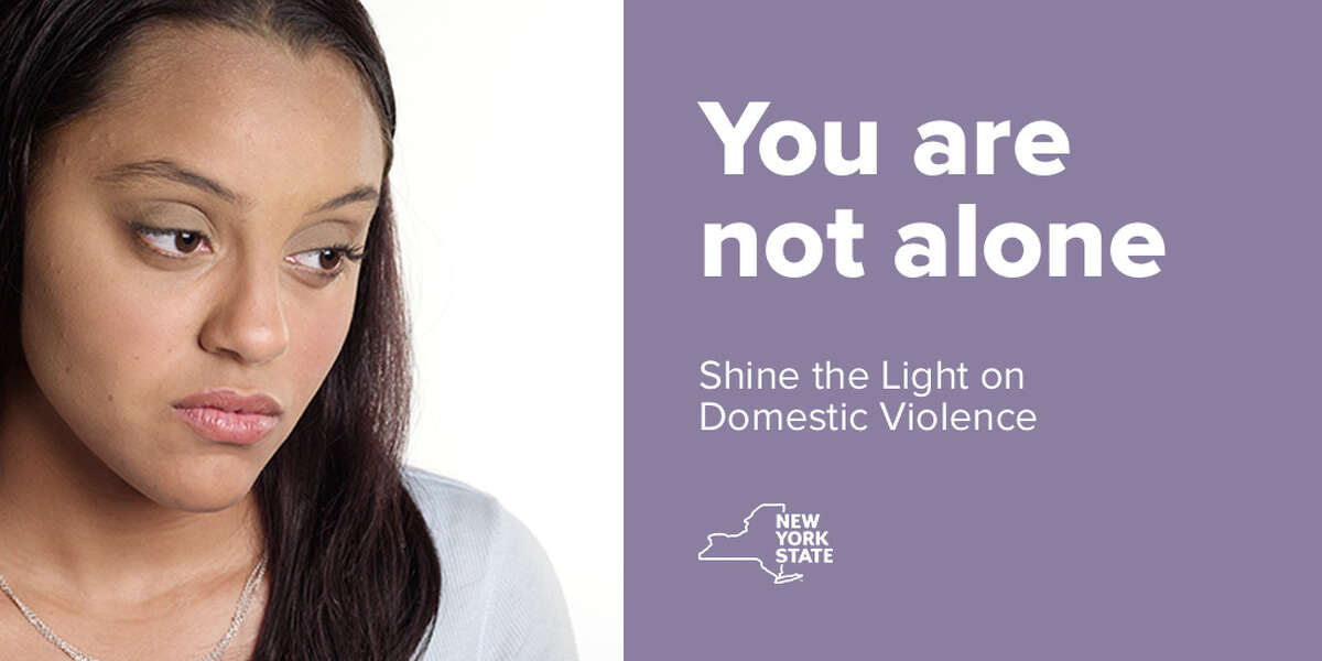 October 2017 marks the 10th anniversary of the state's Shine the Light on Domestic Violence campaign.