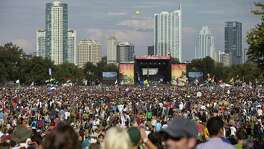 The Austin City Limits Music Festival at Zilker Park in Austin begins Friday. After the Las Vegas shooting, the Austin police chief said that whenever there is a violent incident anywhere, officials have to be concerned about copycats.