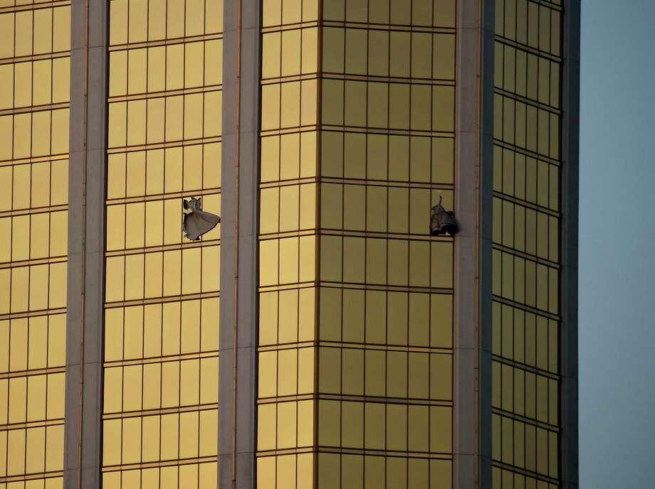Unarmed Hotel Security Guard Praised For Rushing Las Vegas Gunman's Suite