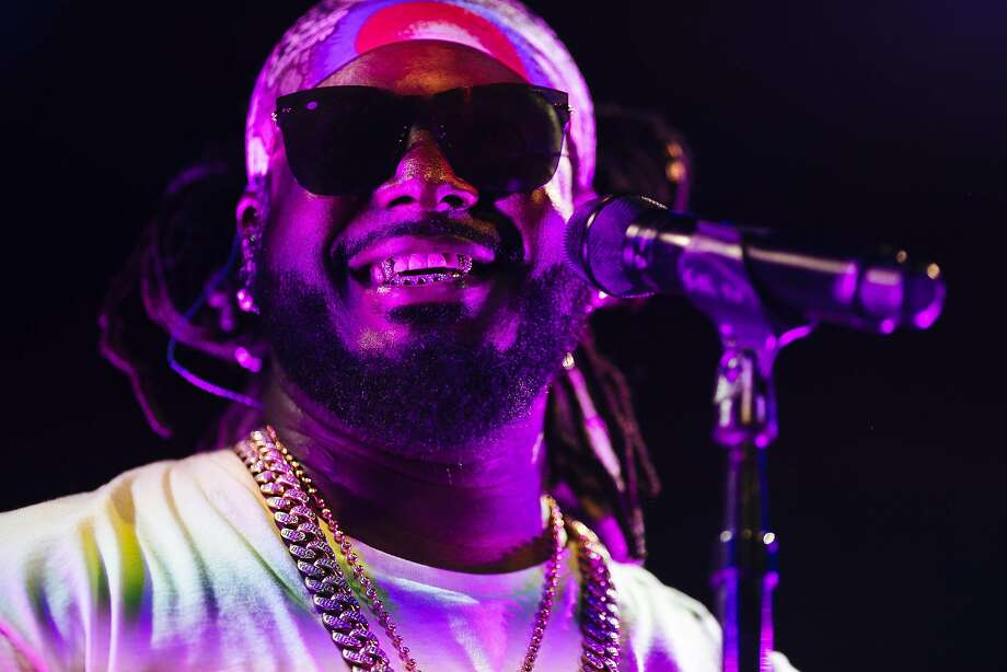 rapper t pain finds his voice as he ditches auto tune sfgate