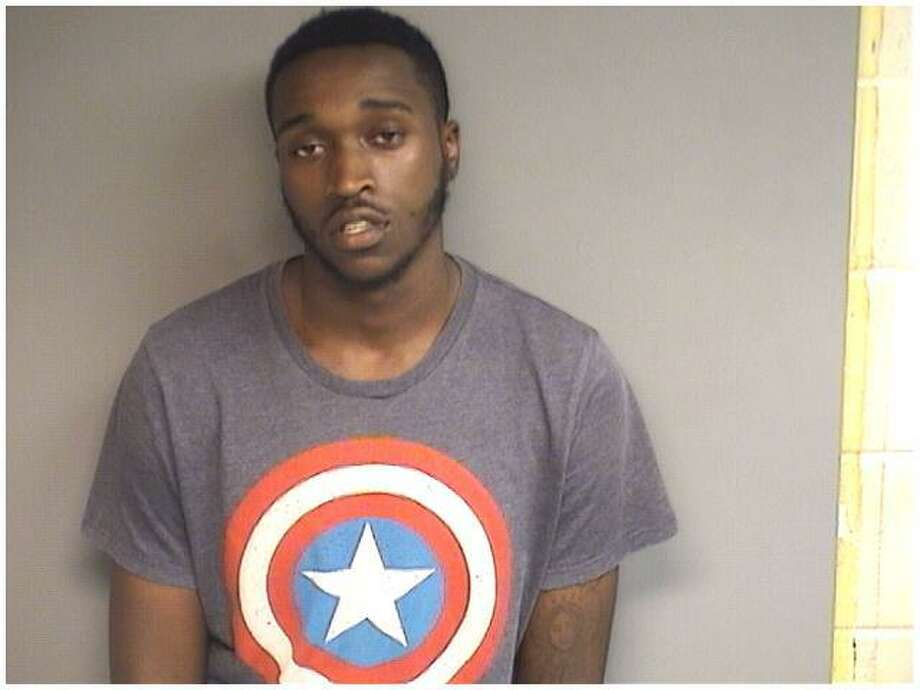 Lenold Auguste, 19, of Stamford, was charged with carrying a pistol without a permit on Stamford's West Side early Wednesday morning. Photo: Stamford Police / Contributed