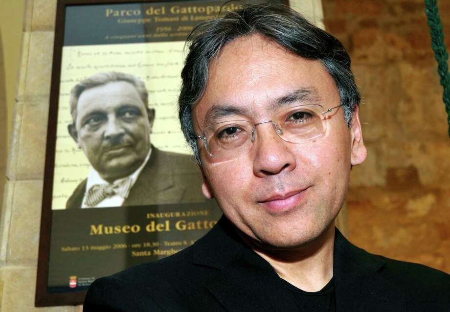 The Nobel Prize for Literature for 2017 has been awarded to British novelist Kazuo Ishiguro. Photo: Alessandro Fucarini, Associated Press / AP2009