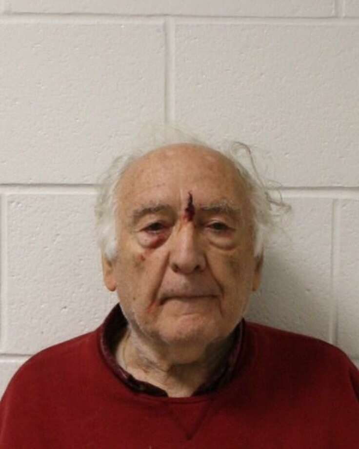 Anthony Delucia, 81, was arrested Thursday morning for allegedly trying to stab a 74-year-old female relative with a kitchen knife. Photo: By Register Staff / Photo Courtesy Of Branford Police