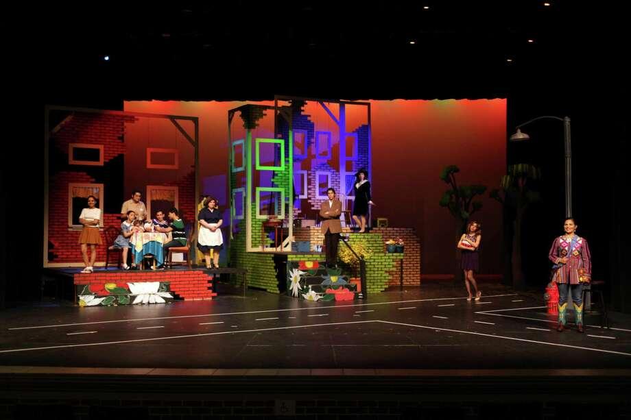 """La obra """"The House on Mango Street"""" es dirigida por José Flores y producida por Marco González. Photo: /"""